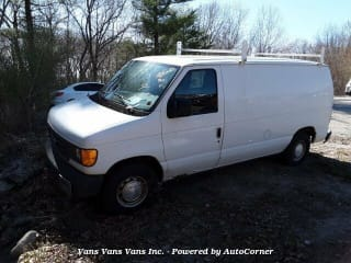 2003 Ford E-Series Cargo E-150 Base