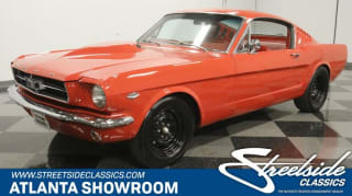 1965 Ford Mustang Fastback K - Code