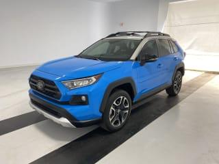 2019 Toyota RAV4 Adventure