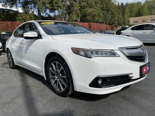 2016 Acura TLX SH-AWD V6 w/Advance